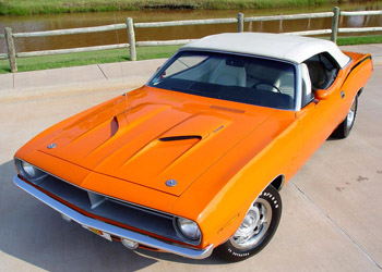 Plymouth Barracuda (1974)
