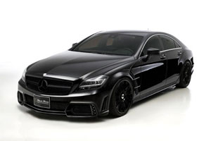 Wald Black Bison Mercedes-Benz CLS